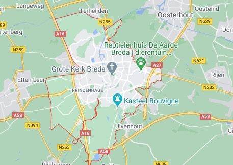 teststraat breda ook voor pcr en sneltesten www.coronatest-breda.nl